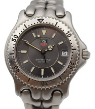 TAG Heuer SEL Gray Dial Men's Watch Professional 200m WG1113 - $391.05