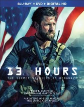 13 Hours-Secret Soldiers Of Benghazi (Blu Ray/DVD Combo W/Digital Hd)