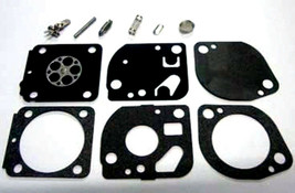 Carburetor Kit Replacement for Zama RB-134 fits C1Q-S99, C1Q-S100 & C1Q-... - $8.25