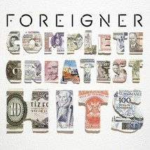 Foreigner  ( Complete Greatest Hits ) CD - $3.50