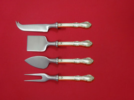 Southern Colonial by International Sterling Cheese Serving Set 4pc HHWS  Custom - $274.55
