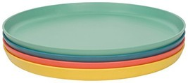 Now Designs Ecologie Dinner Plates, Set of Four, Fiesta Colors - $25.91