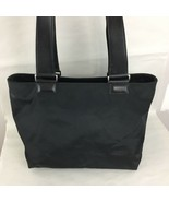 Tumi Nylon Carry On Tote Travel Bag Gym Duffle Over Night Carry On - $37.40