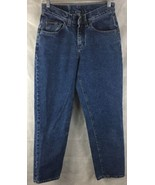"""Riders by LEE Boot Cut Denim Blue Jeans size 6 Petite Inseam 29"""" - $17.77"""