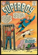 SUPERBOY COMICS #96 1962-DC COMICS-CACTUS COVER JAIL G - $25.22