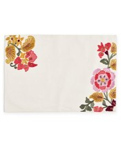 Homewear Tango Print Cotton Placemat, Set of 4 (Assorted) - $39.97 CAD