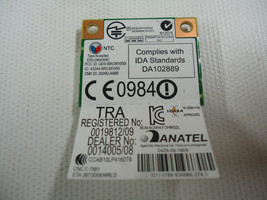 Acer Aspire One 725 725-0487 WIFI Wireless Card T77H194.10 BCM94313HMG2L image 2