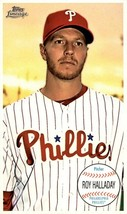 2011 Topps Lineage Giant Box Loaders #TG6 Roy Halladay Phillies NM-MT - $4.23