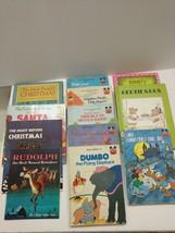 Lot of 12 Children's Books - Walt Disney - Christmas See Pics - $5.67
