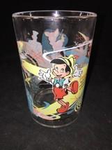 McDonalds 100 Years Of Magic Walt Disney Pinocchio, Dumbo, Bambi Glass - $9.89