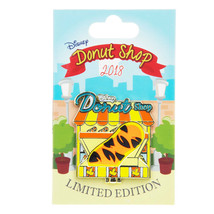 Disney Parks Donut Shop Pin 2018 Series Tigger - Winnie the Pooh - $32.62