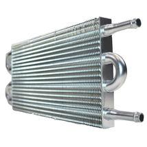 "3/8"" Universal Aluminum Transmission Oil Cooler 12-3/4"" X 5"" X 3/4"" image 5"