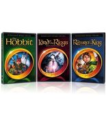Lord Of The Rings / Hobbit / Return Of The King DVD [New] Animation Cartoon - $55.55