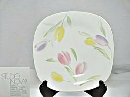 Studio Nova French Tulips CH007 Square Vegetable Serving Bowl - $21.77