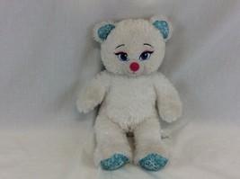 "Build-A-Bear Disney Elsa Frozen White Plush Stuffed Animal Length 16"" Bear - $13.81"