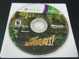 Kinect Adventures (Microsoft Xbox 360, 2010) - Disc Only!!! - $4.94