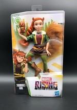 Hasbro Marvel Rising Secret Warriors Squirrel Girl Official Adventure Fi... - $19.79