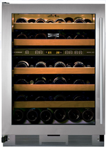 "Sub-Zero 424GSTHLH 24"" Undercounter Dual Zone Wine Storage in Stainless  - $2,616.52"