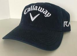 New! W/O Tags, Callaway Adult Unisex Razr Adjustable Cap-Navy - $39.59