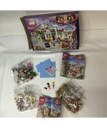 Lego Friends Heartlake Cupcake Cafe 41119 For Parts Only Some are Missing - $15.85