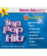 Karaoke Party: Top Pop Hits [Audio CD] Karaoke Party! - $6.97