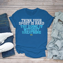 Swimming Funny Tee Cool Inspirational Swim For Swim Coaches Teammates Un... - $15.99+