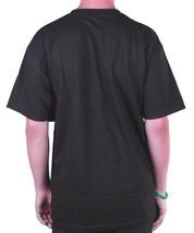 Kr3w Mens Skateboarding Butterfly Knives Black T-Shirt K52723 NWT image 2