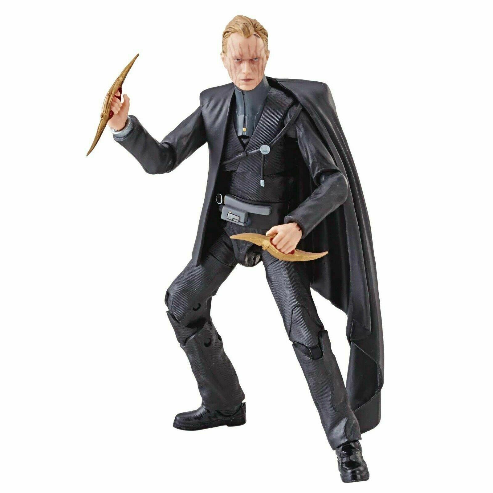 Star Wars the Black Series Dryden Vos 6 Inch Action Figure #79 MIB