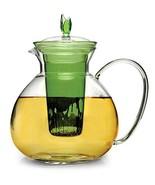 PAHGN-6003 Asha Glass Teapot 60 oz - $32.98