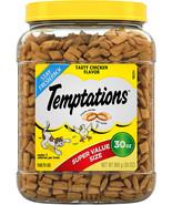 Temptations Classic Cat Treats Tasty Chicken Flavor, 30 Oz. Tub - $20.99+
