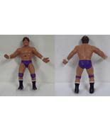 Tito Santana ORIGINAL Vintage 1986 LJN WWF Wrestling Figure  - $23.15