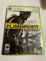Operation Flashpoint: Dragon Rising (Microsoft Xbox 360, 2009) - Complete - $7.91