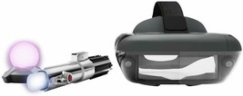 Star Wars: Jedi Challenges AR Headset with Lightsaber Controller and Tra... - $88.43