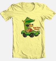 Hong Kong Phooey T-shirt retro 80's Saturday morning cartoon cotton graphic tee image 2