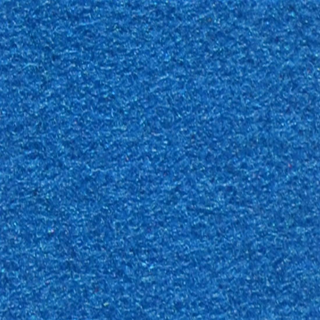Cut Pool Billiard Table Replacement PREMIER Cloth Felt Fabric - Electric blue pool table