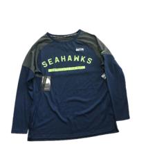 New NWT Seattle Seahawks Nike Dri-Fit Tailgate Women's Medium Long Sleev... - $42.52