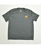 new FC BARCELONA men TEE shirt sz M L official HKY Sportswear Inc soccer... - $24.90