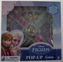 Disney Frozen Pop Up Kids Board Family Game Queen Elsa Olaf Kristoff Gif... - $9.69
