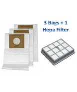 Johnny Vac Hydrogen H2 and Hydrogen Fusion 3 Pack + 1 Hepa Filter - $26.68