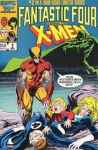Fantastic Four vs. X-Men #2 VF/NM; Marvel | save on shipping - details i... - $9.25
