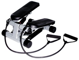 Mini Stair Stepper Cardio Exercise Fitness Machine Gym Workout Climber P... - $61.19