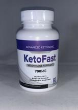 KetoFast Weight Loss Formula 700MG 60 Capsules - $22.76