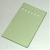 Tremolo Cavity Cover for Fender Stratocaster® - 3 Ply Laminated Mint Green - $9.95