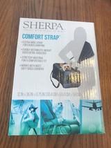 Sherpa Pet Carrier Comfort Strap, Black Ships N 24h - $26.71
