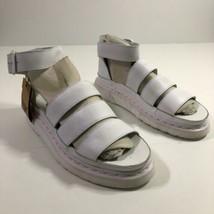 Dr. Martens Docs Clarissa White Sandals Size EU 41 UK 7 US 9 SR1 - $74.56