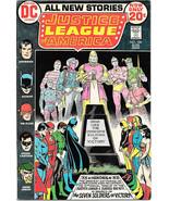 Justice League of America Comic Book #100, DC Comics 1972 FINE+ - $24.11