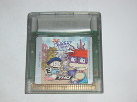 Nintendo Game Boy Color - RUGRATS in PARIS (Game Only) - $8.00