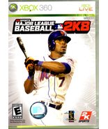 XBox 360 -  Major League Baseball 2K8 - $8.95