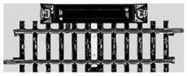Märklin - 2299 Modélisme Ferroviaire Rail Télécommande Droit 90 mm  - $27.54