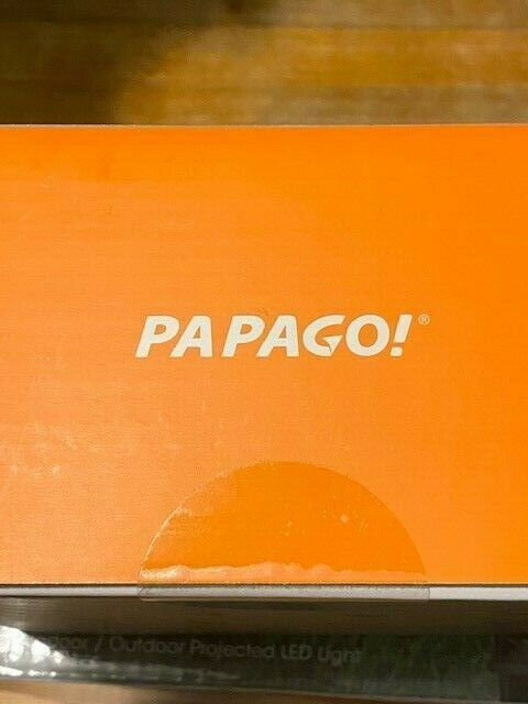 "Papago GoSafe 230 Full HD 1080p Dash Camera 3"" LCD Screen-Brand New"